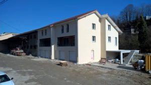 Maçonnerie - Construction 2 maisons mitoyennes