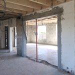 EDB Renovation Création d'un sous oeuvre