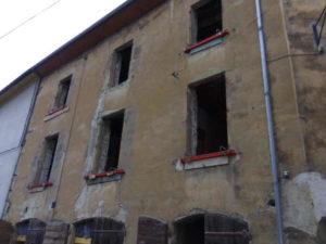 EDB Renovation Modification d'ouvertures