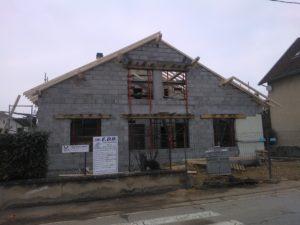 EDB Extension d'une maison existante